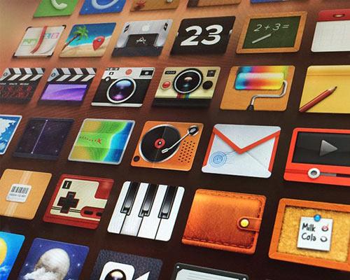 иконки Adore Icons