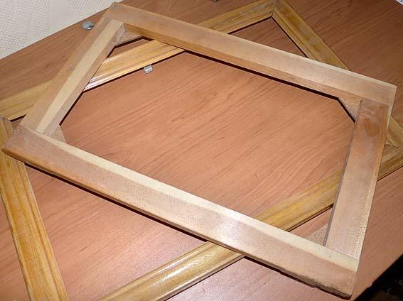 Изготовление рамок для модульных картин своими руками 6
