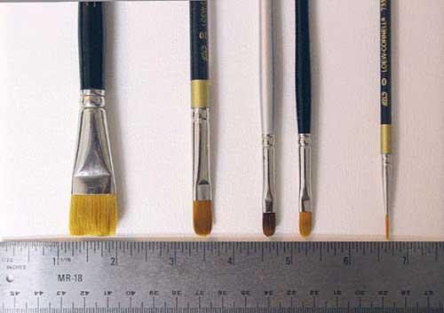 Натюрморт, глазирование масляными красками