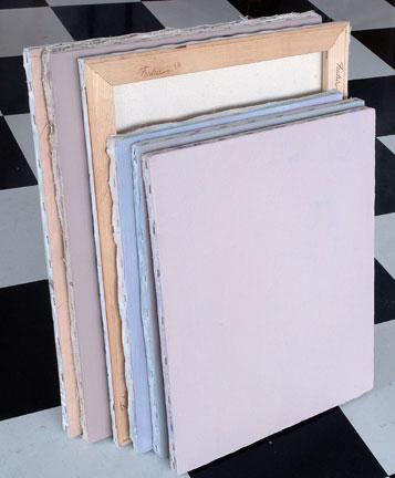 Материалы для масляной живописи. Холст. Грунт.